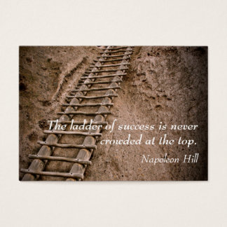 Ladder of Success Determination Business Cards