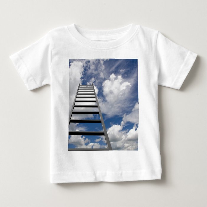 Ladder to Success Baby T-Shirt