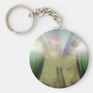Ladder to success keychain