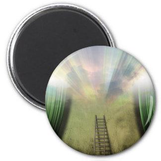 Ladder to success magnet