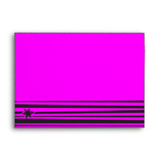 LADDER to the STARS Customizable Envelope Neon