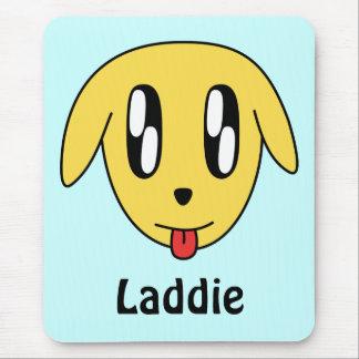 Laddie Mousepad