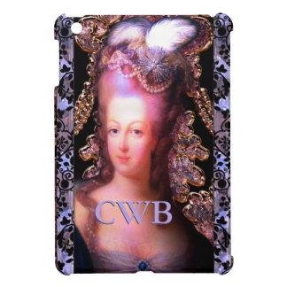 Ladee Plume French Baroque Monogram iPad Mini Case