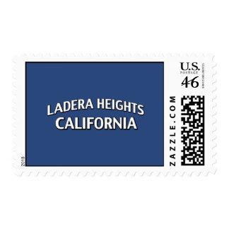 Ladera Heights California Postage