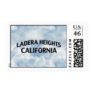 Ladera Heights California Postage Stamps
