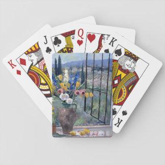 Ladera II de Toscana Cartas De Póquer