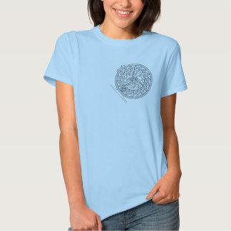 Lades Flyreel Tee Shirt