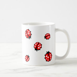 Ladiebug Formation Coffee Mug