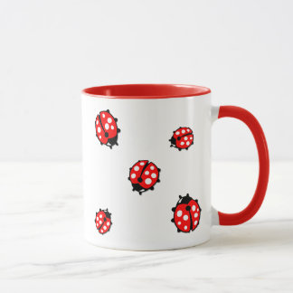 Ladiebug Formation Mug