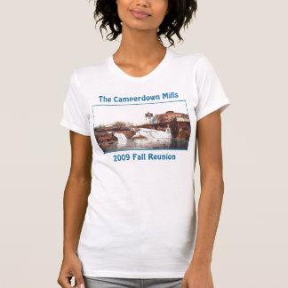 Ladies 2009 Camperdown Fall Reunion Tee... T-Shirt