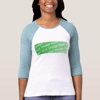 Ladies 3/4 Sleeve Raglan Fitted Shirts