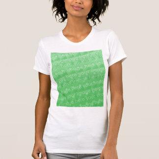 Ladies AA Sheer Top Tee Shirt