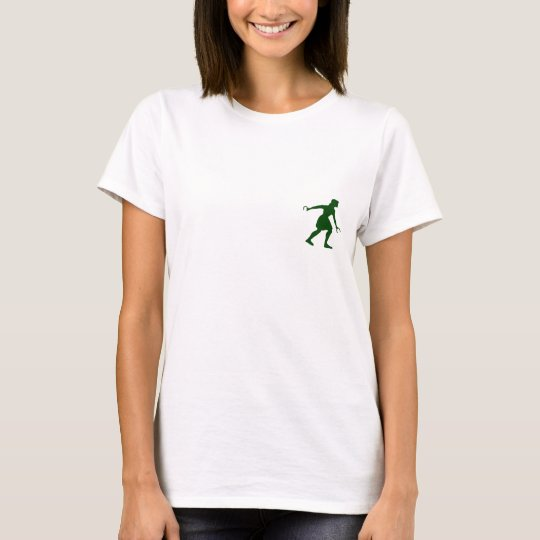 Ladies Baby Doll (Fitted) T-Shirt