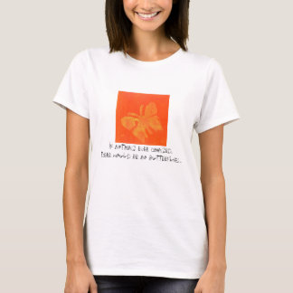 Ladies Baby Doll Fitted T-Shirt