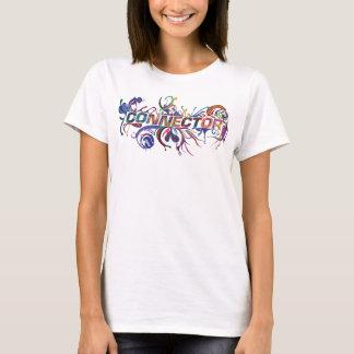 Ladies Babydoll T-Shirt White