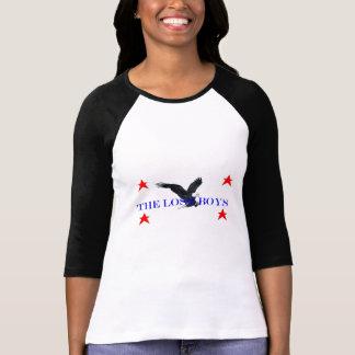 Ladies Baseball cottage T T-shirt