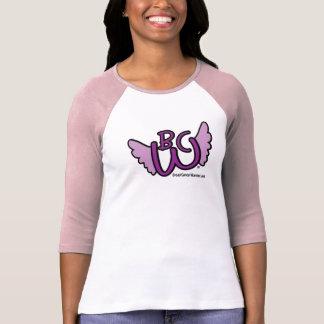 Ladies' Baseball Jersey T Shirts
