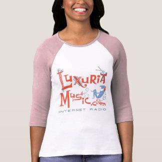 Ladies Baseball Shirt