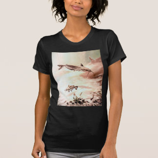Ladies Basic T-Shirt Catfish