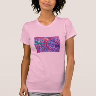 Ladies Basic Tee Shirt -Supple