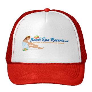 Ladies Beach Spa Resorts Cap