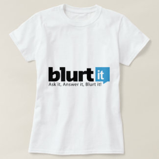 Ladies Blurtit Light T Shirts