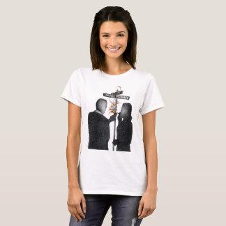 Ladies Bogie & Bacall Big Sleep T-Shirt