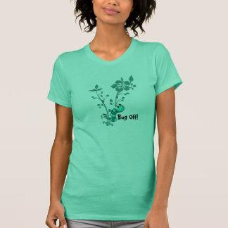 Ladies Bug Off Tshirt