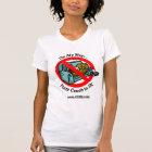 Ladies C25K Program Micro Fiber Singlet T-Shirt
