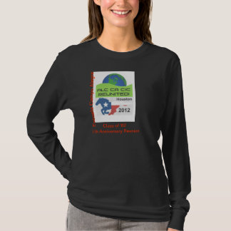 Ladies Class of 62 50th Anniversary Long Sleeve T T-Shirt