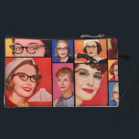 """Ladies Cosmetic Bag<br><div class=""""desc"""">All The Ladies think you look marvelous,  whatever you&#39;re wearing.</div>"""