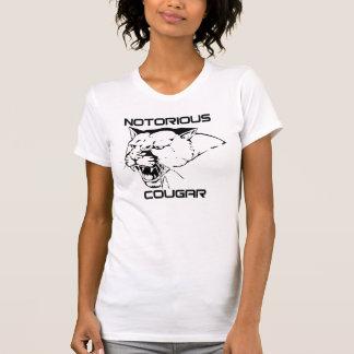 Ladies Cougar Shirt