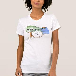 Ladies Destroyed Terra Bella Society T-Shirt