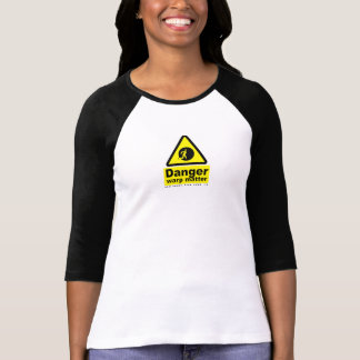 Ladies Destroyer of Worlds: Warp Matter (Long) T-Shirt