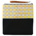 Ladies-Diamond's & Dot's_Sun-Black_Multi-Choice's Clutch