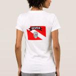 Ladies Diver Shirt