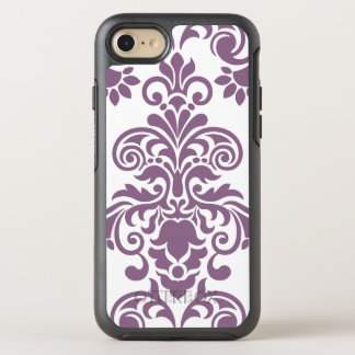 Ladies Elegant Damask Pattern OtterBox Symmetry iPhone 8/7 Case