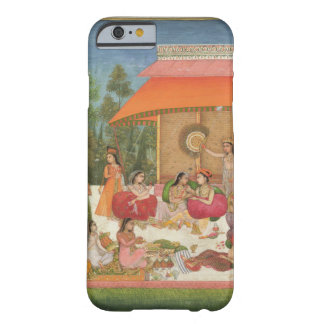 Ladies feasting, from the Small Clive Album Barely There iPhone 6 Case
