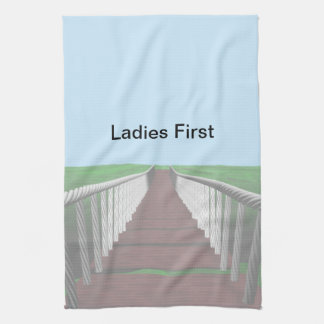 Ladies First Hand Towel