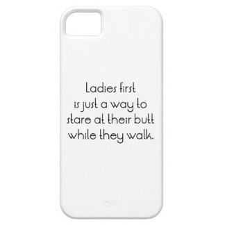 Ladies First iPhone 5 Cases