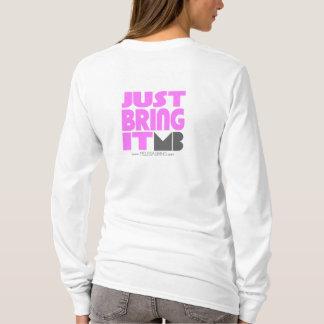 Ladies Fitted Sweatshirt