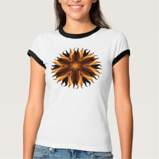 Ladies Flame Shirt
