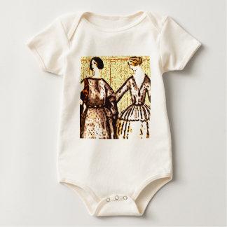 Ladies - Friends Baby Bodysuit