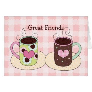 Ladies Friendship Greeting Card