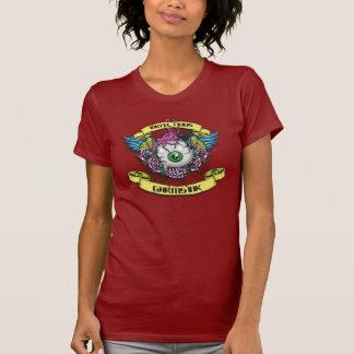 Ladies Garms Ink Infectious Eye T-Shirt