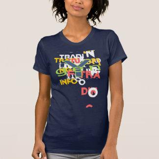 "Ladies Generation Y "" Trading Info"" Shirt"