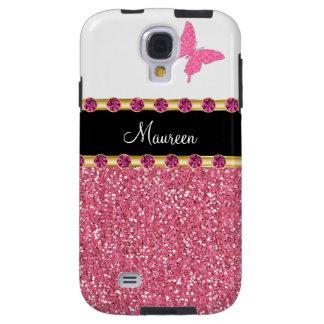 Ladies Glitzy Galaxy S4 Cases