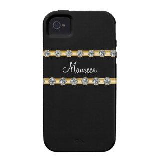 Ladies Glitzy iPhone 4 Cases