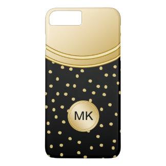 Ladies Gold Professional Monogram Cases