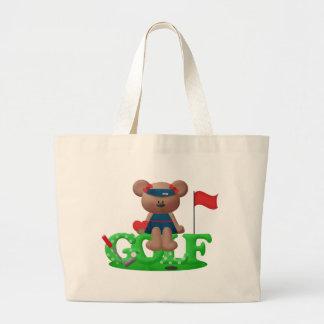Ladies Golf Gift Tote Bag